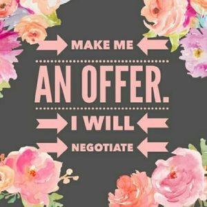 ❗️❗️❗️ Make me an offer‼️